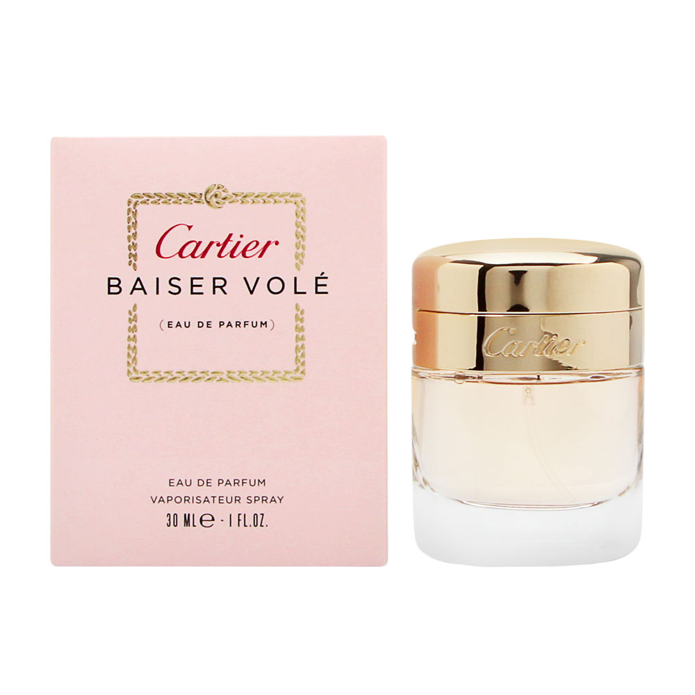 Cartier Baiser Vole by Cartier for Women 1.0oz EDP Spray