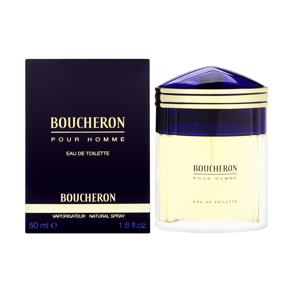 Boucheron Pour Homme by Boucheron 1.6oz EDT Spray Shower Gel