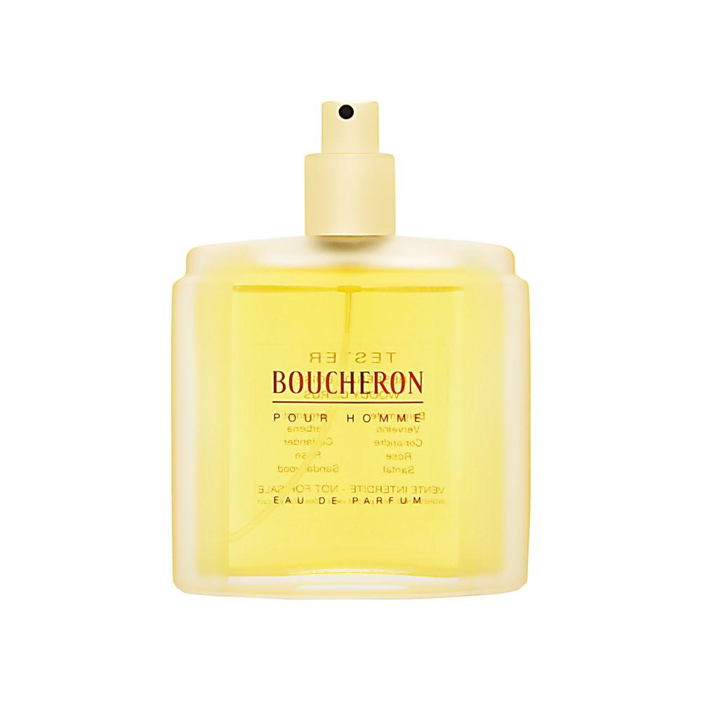 Boucheron Pour Homme by Boucheron 3.3oz Cologne EDP Spray (Tester) Shower Gel