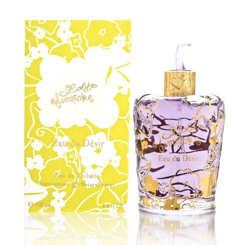 Lolita Lempicka Eau du Desir by Lolita Lempicka for Women 3.4oz EDT Spray