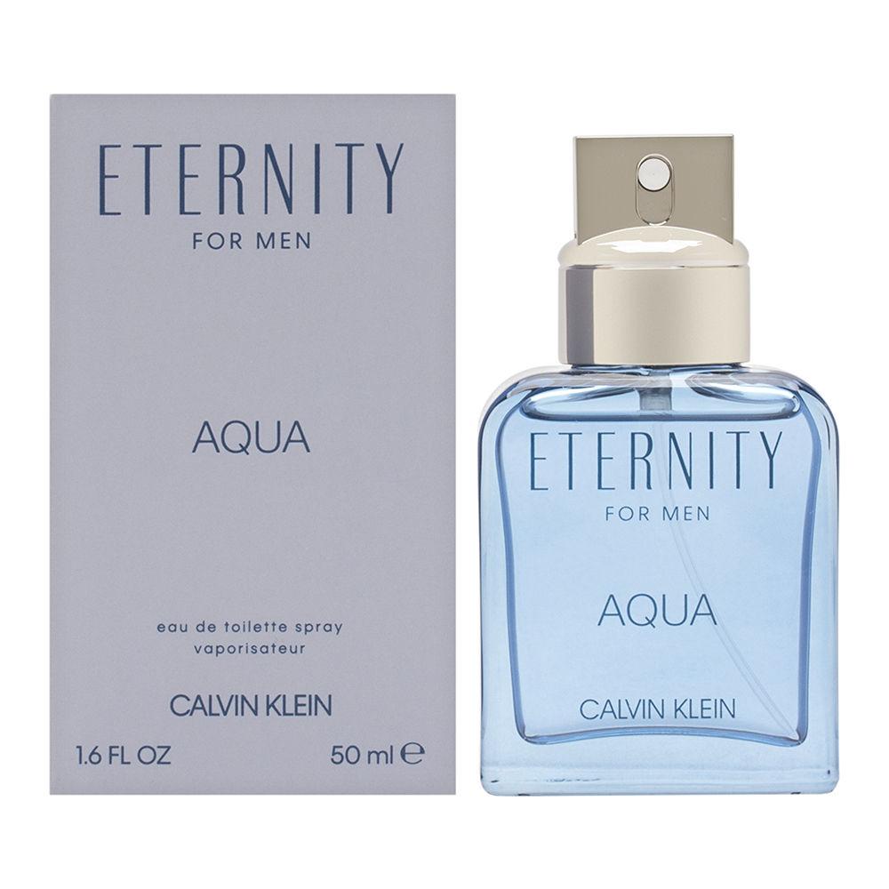 Eternity Aqua by Calvin Klein for Men 1.7oz EDT Spray