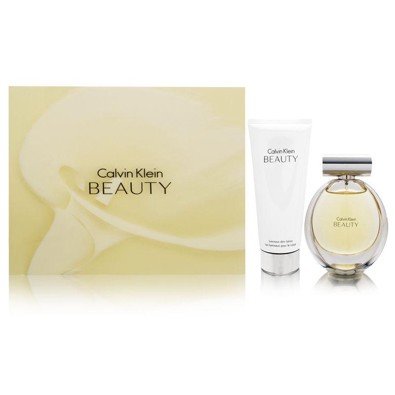 Calvin Klein Beauty for Women 1.7oz EDP Spray Gift Set