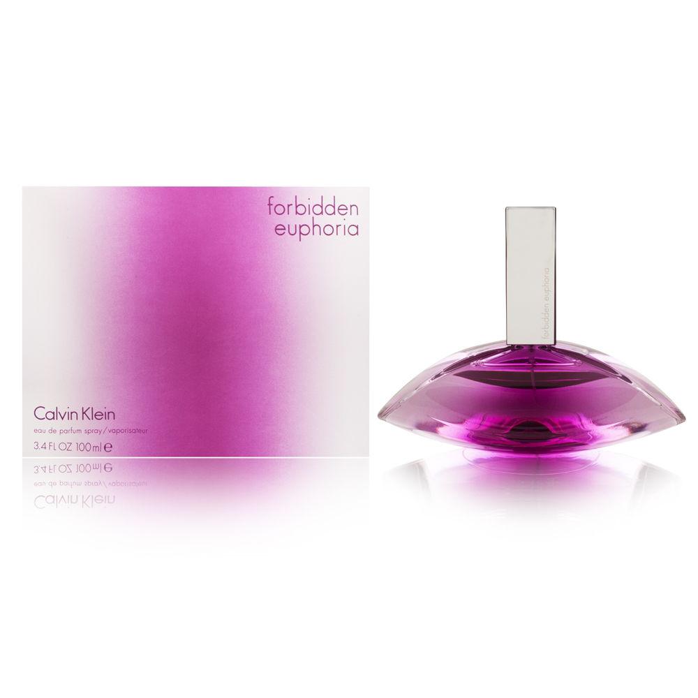 Forbidden Euphoria by Calvin Klein for Women 3.4oz EDP Spray