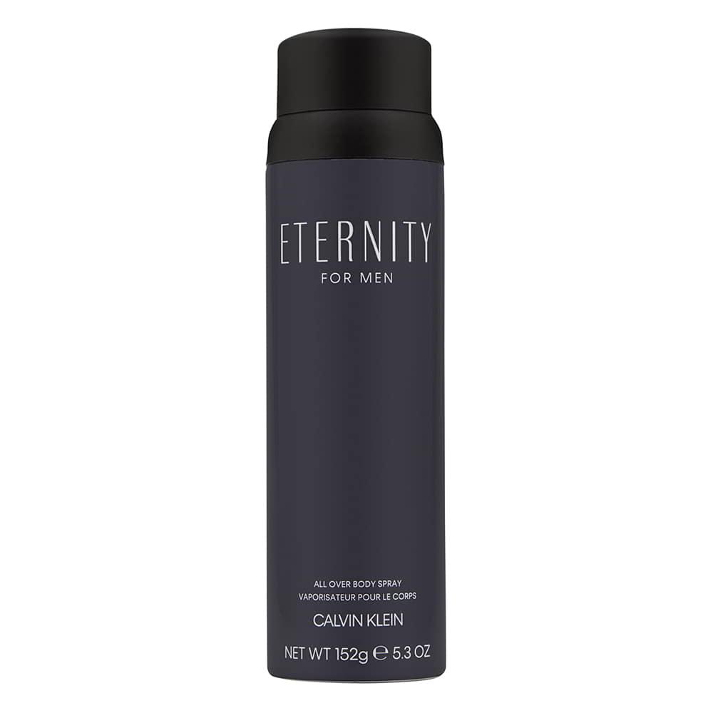Coty Eternity by Calvin Klein for Men 5.4oz Spray Deodorant