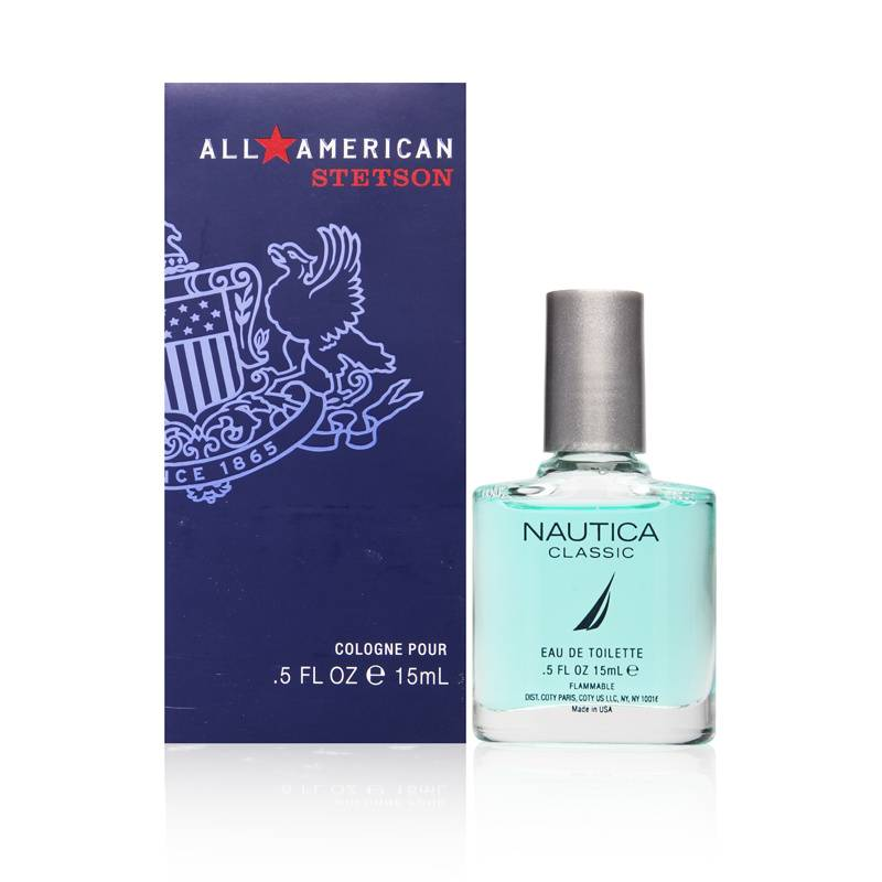 Stetson All American by Coty for Men 0.5oz Cologne