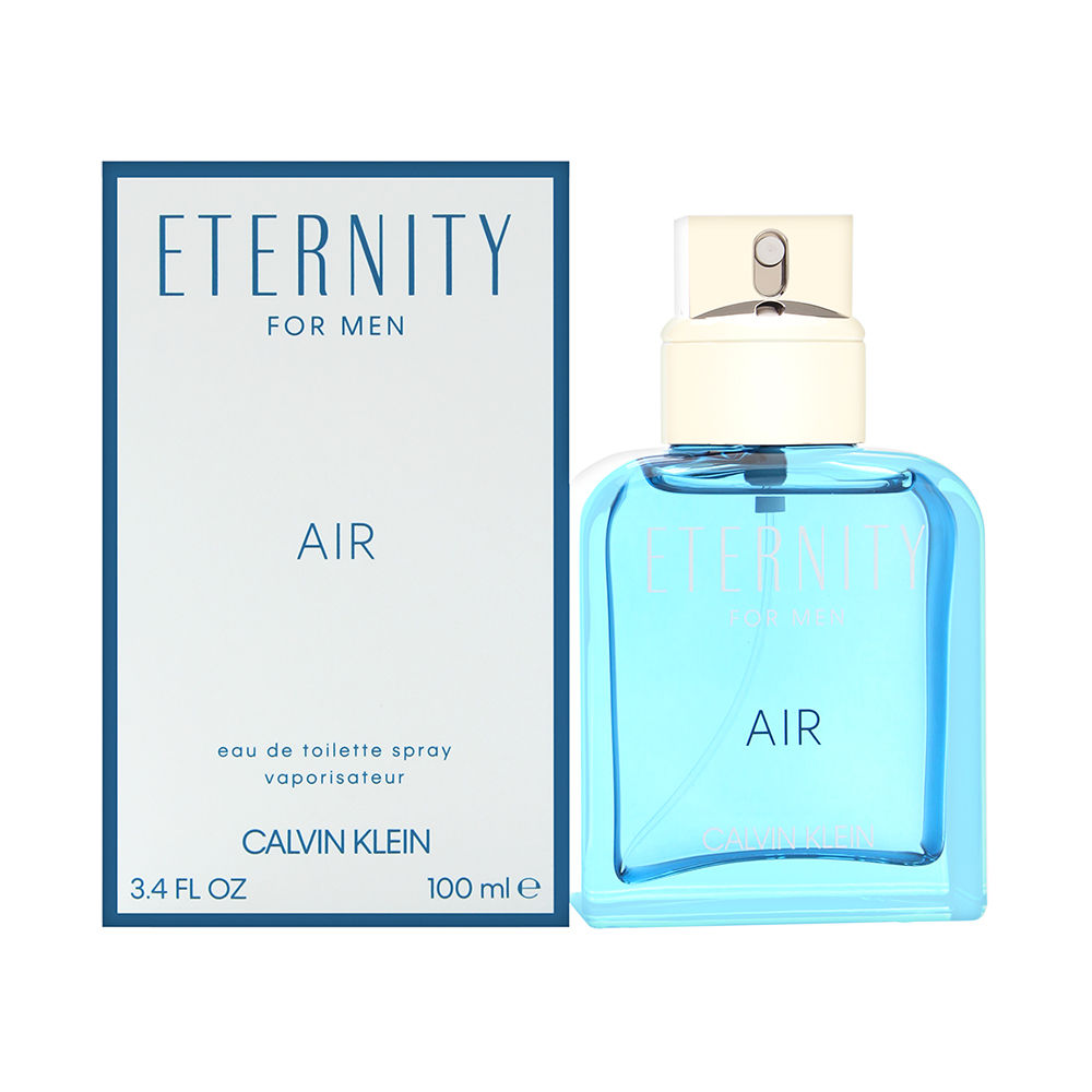 Coty Eternity Air by Calvin Klein for Men 3.4oz EDT Spray
