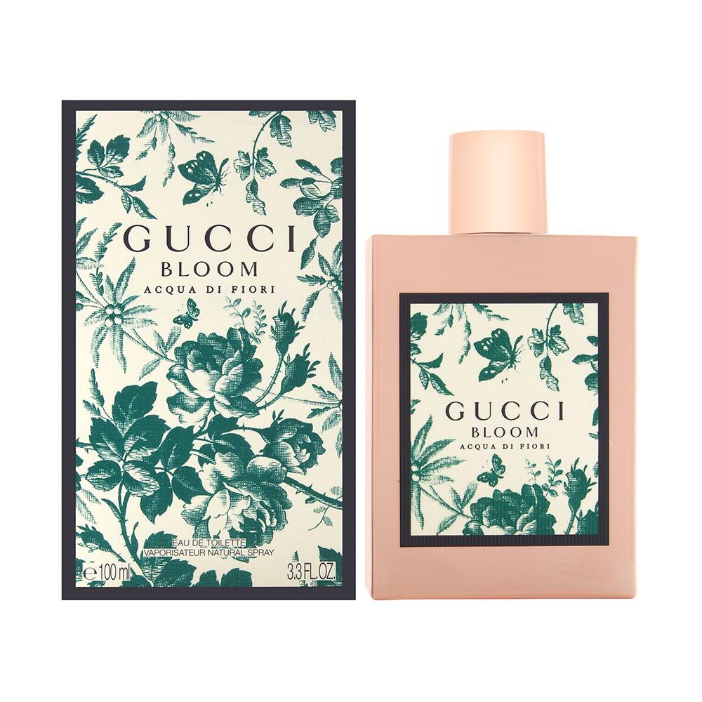Coty Gucci Bloom Acqua di Fiori for Women 3.3oz EDT Spray