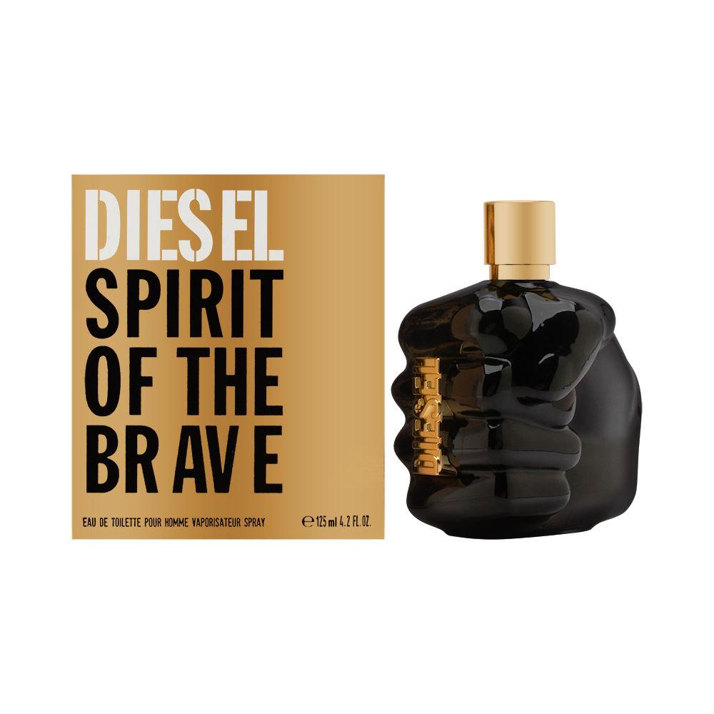 Diesel Spirit Of The Brave for Men 4.2oz EDT Spray