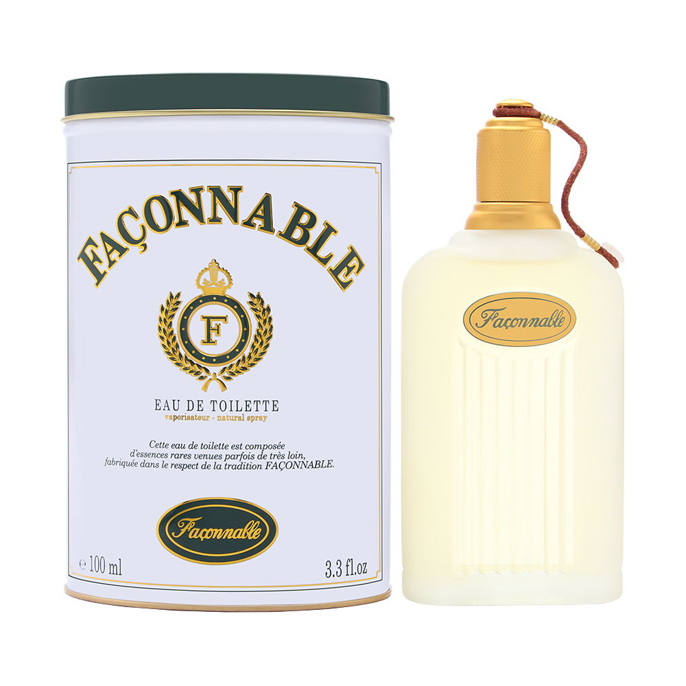 Faconnable by Faconnable for Men 3.3oz EDT Spray Shower Gel