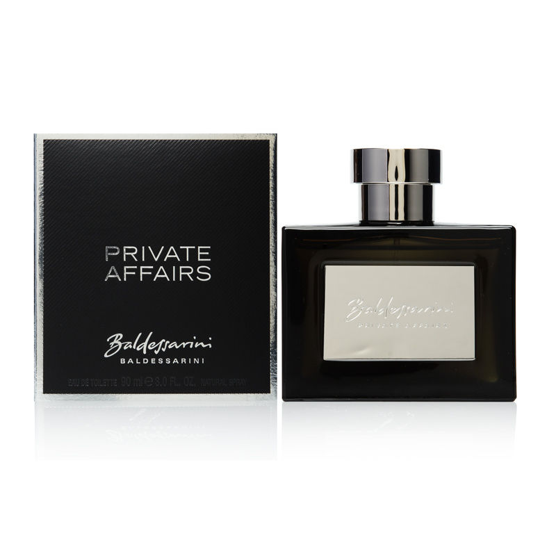 Baldessarini Private Affairs by Hugo Boss for Men 3.0oz EDT Spray