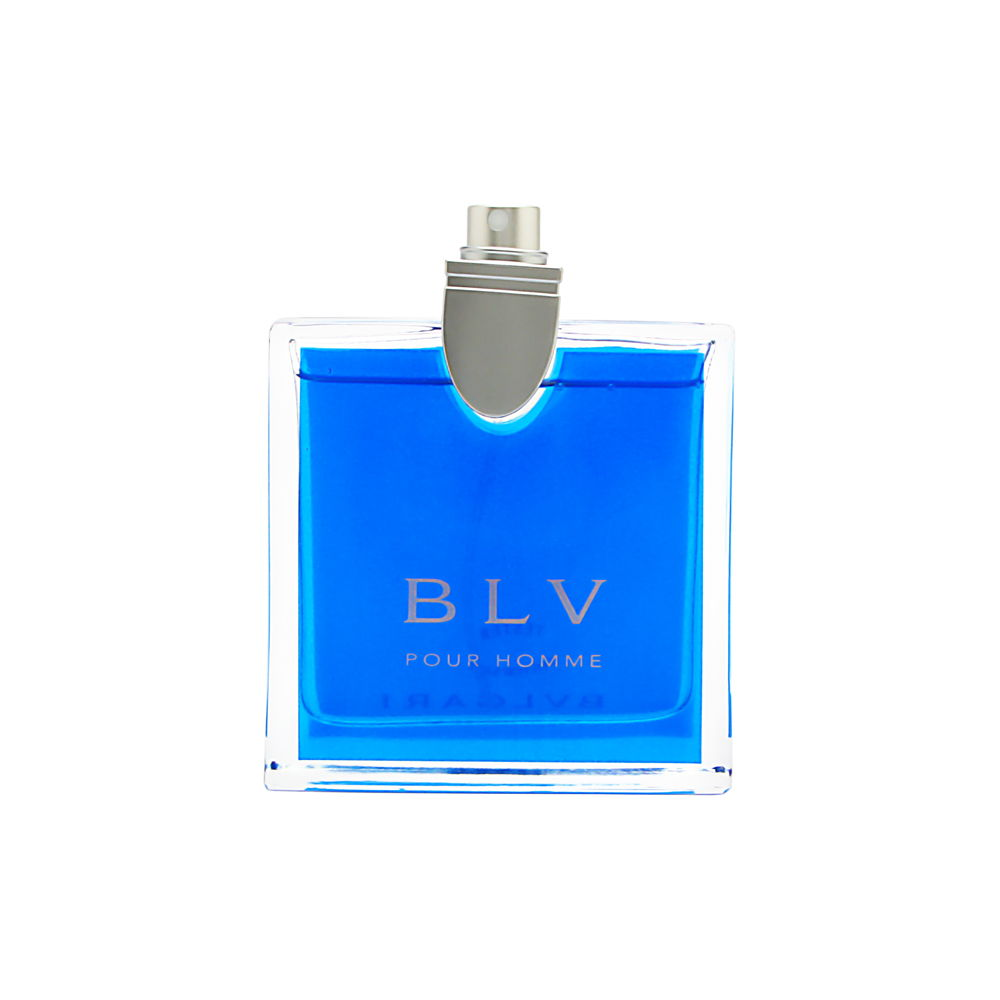 Bvlgari BLV Homme by Bvlgari for Men 1.7oz Cologne EDT Spray (Tester) Shower Gel