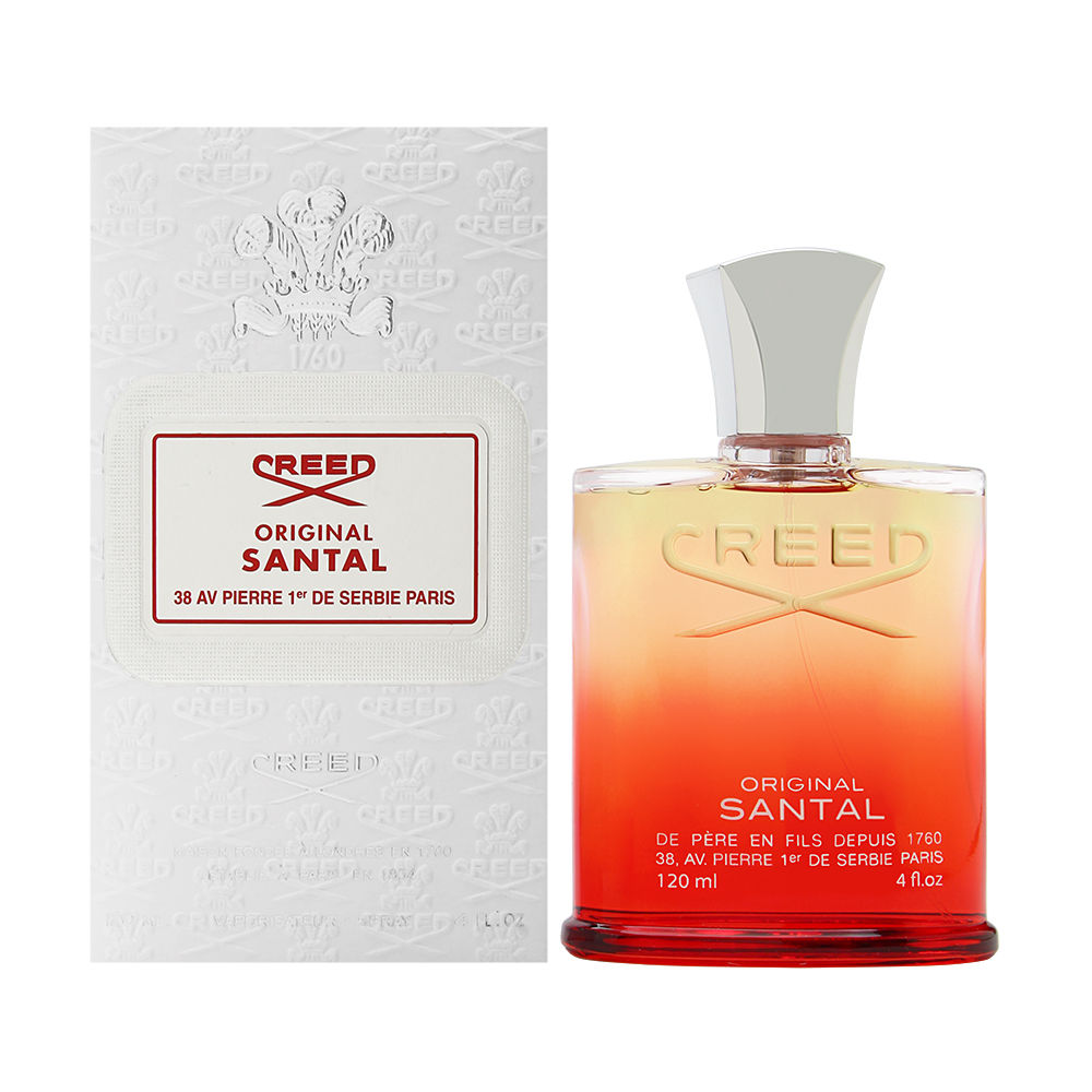 Creed Original Santal for Men 4.0oz EDP Spray Shower Gel