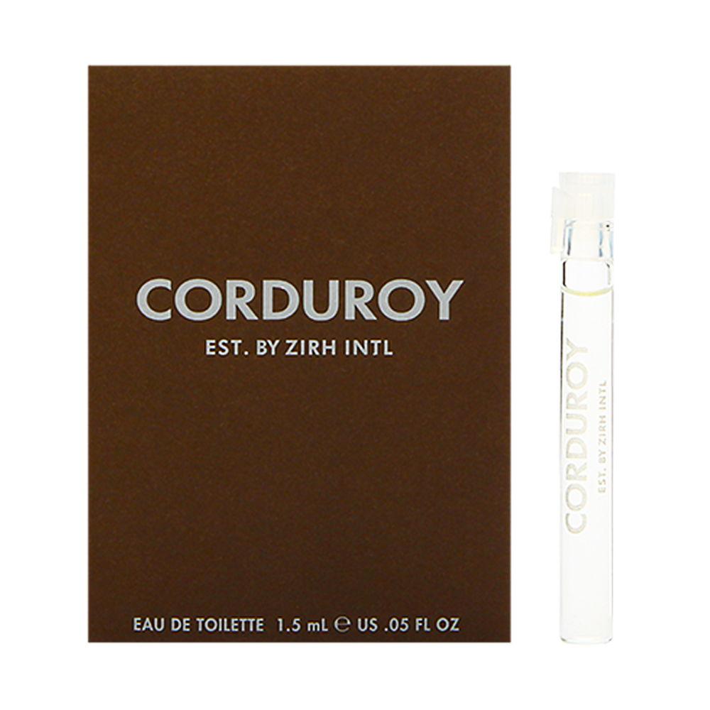 Corduroy by Zirh for Men 0.05oz Cologne EDT