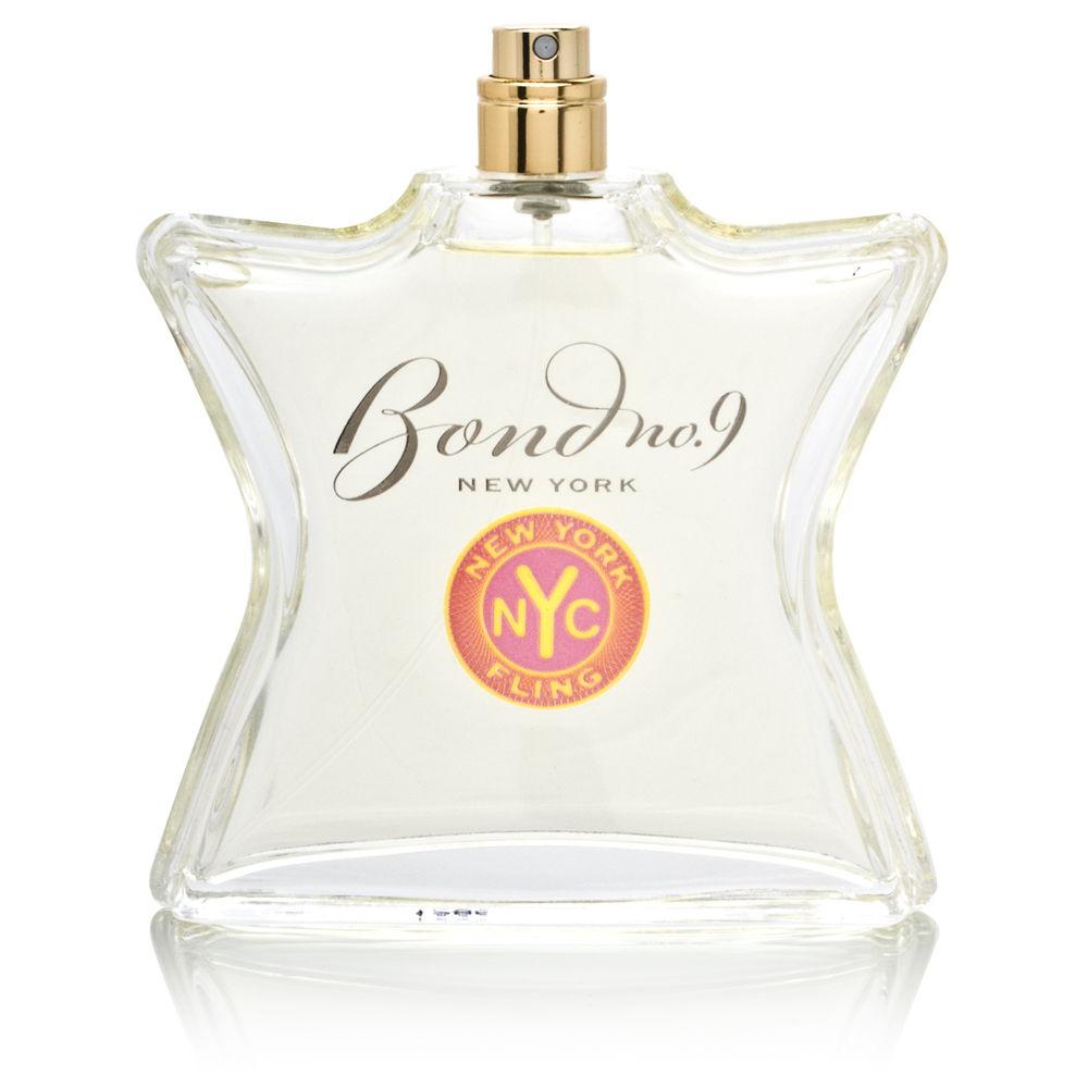 Bond No. 9 New York Fling 3.3oz EDP Spray (Tester) Shower Gel