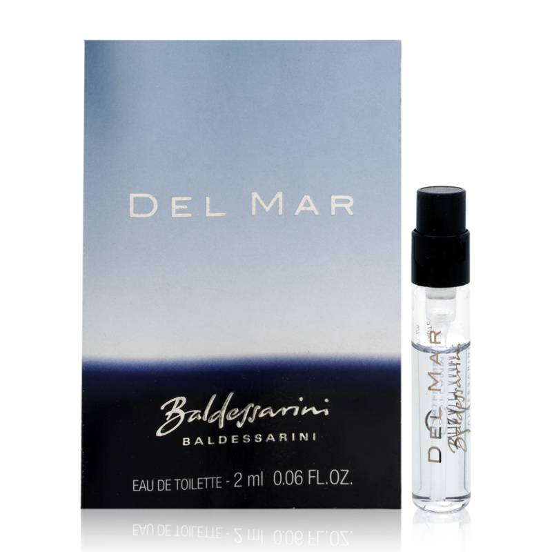 Baldessarini Del Mar by Hugo Boss for Men 0.06oz Cologne EDT