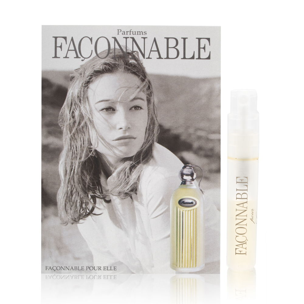 Faconnable Pour Elle by Faconnable for Women 0.05oz EDT Spray