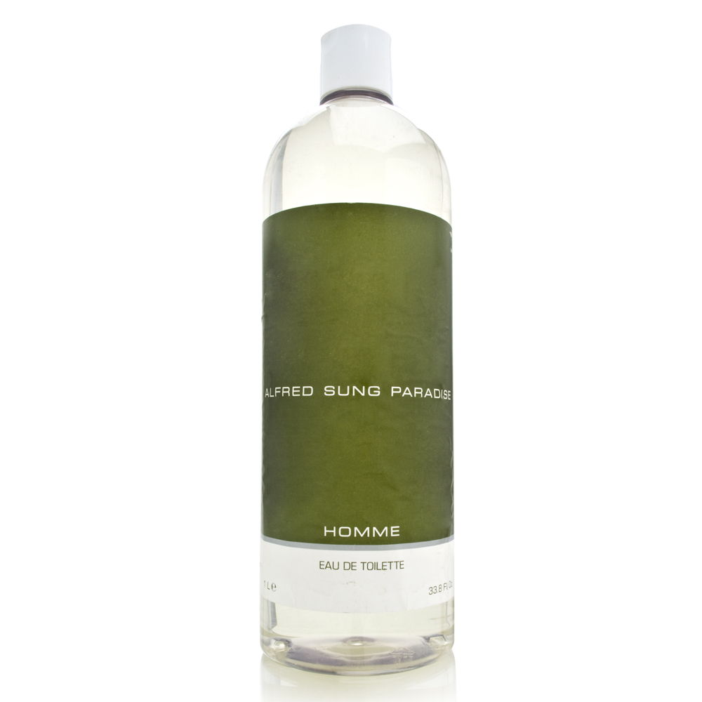 Paradise by Alfred Sung for Men 33.8oz EDT Spray Shower Gel