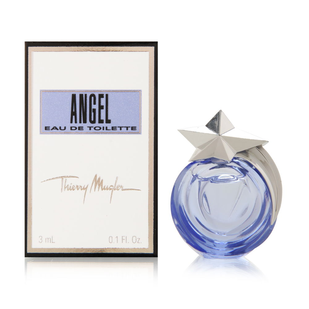 Angel by Thierry Mugler for Women 0.1oz EDT