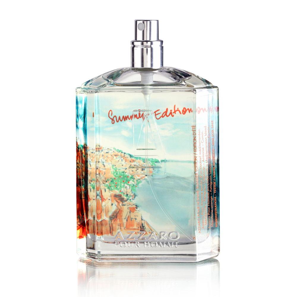 Azzaro Pour Homme Summer Edition by Loris Azzaro 3.4oz Cologne EDT Spray (Tester)