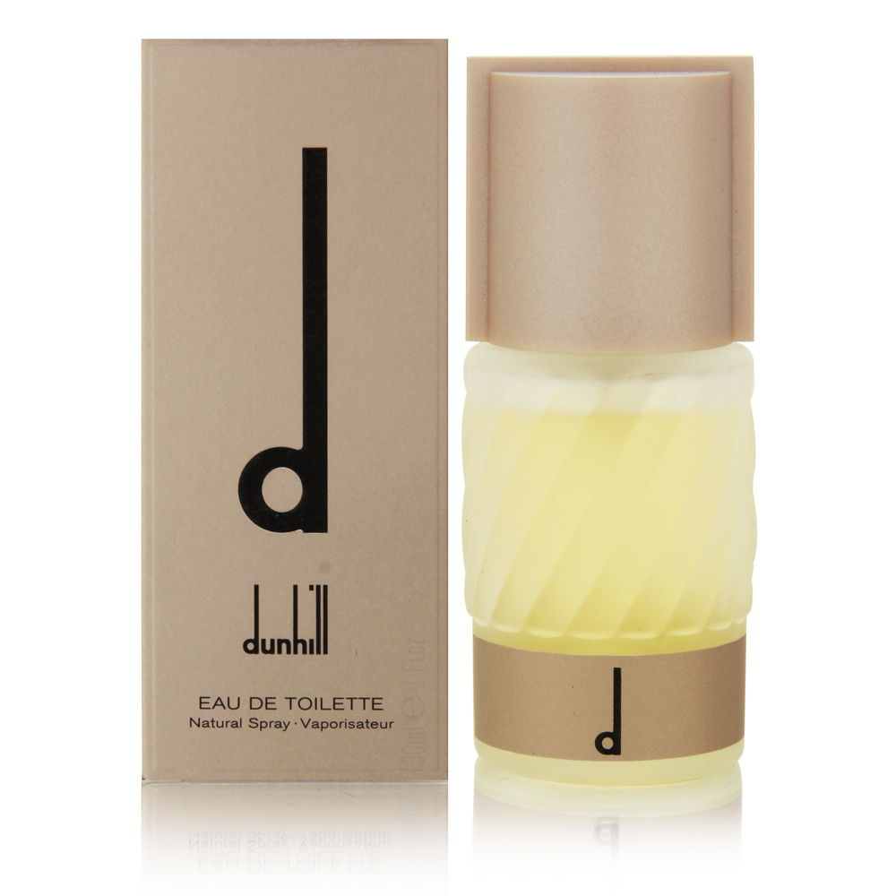 Dunhill D by Alfred Dunhill for Men 1.0oz EDT Spray Shower Gel