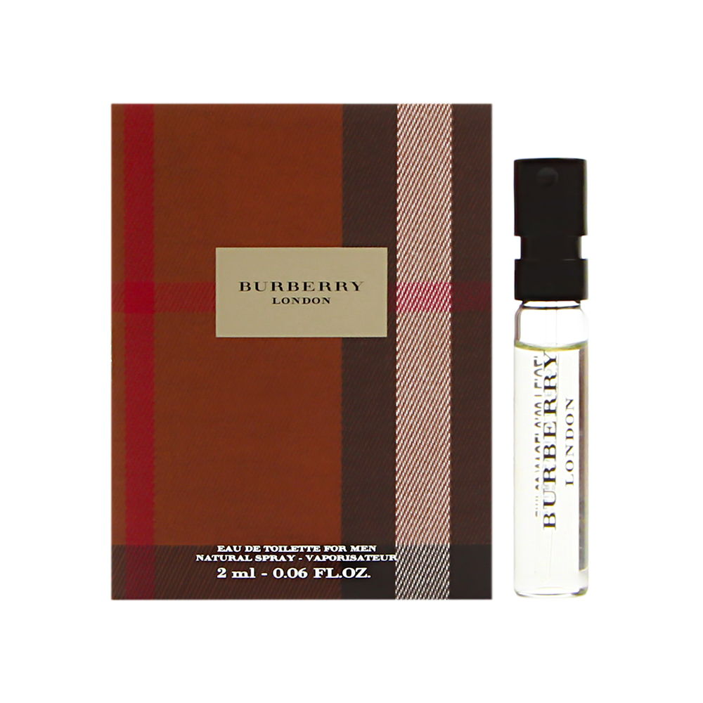 Burberry London by Burberry for Men 0.06oz Cologne EDT Spray