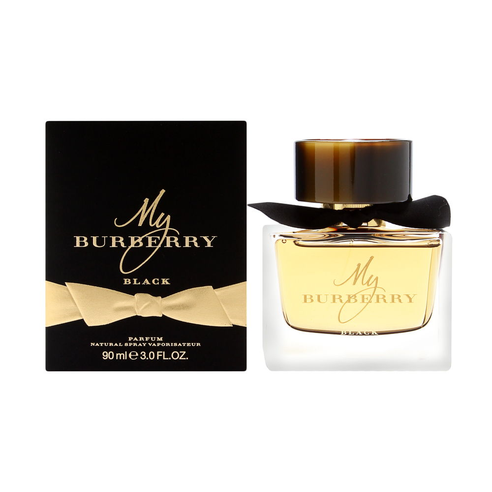 My Burberry Black for Women 3.0oz Parfum Spray