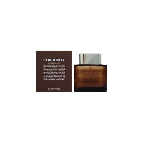 Corduroy by Zirh for Men 2.5oz EDT Spray Shower Gel