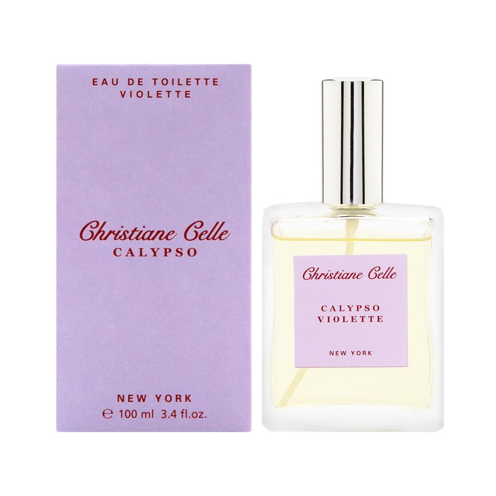 Christiane Celle Calypso - Violette 3.4oz EDT Spray Shower Gel