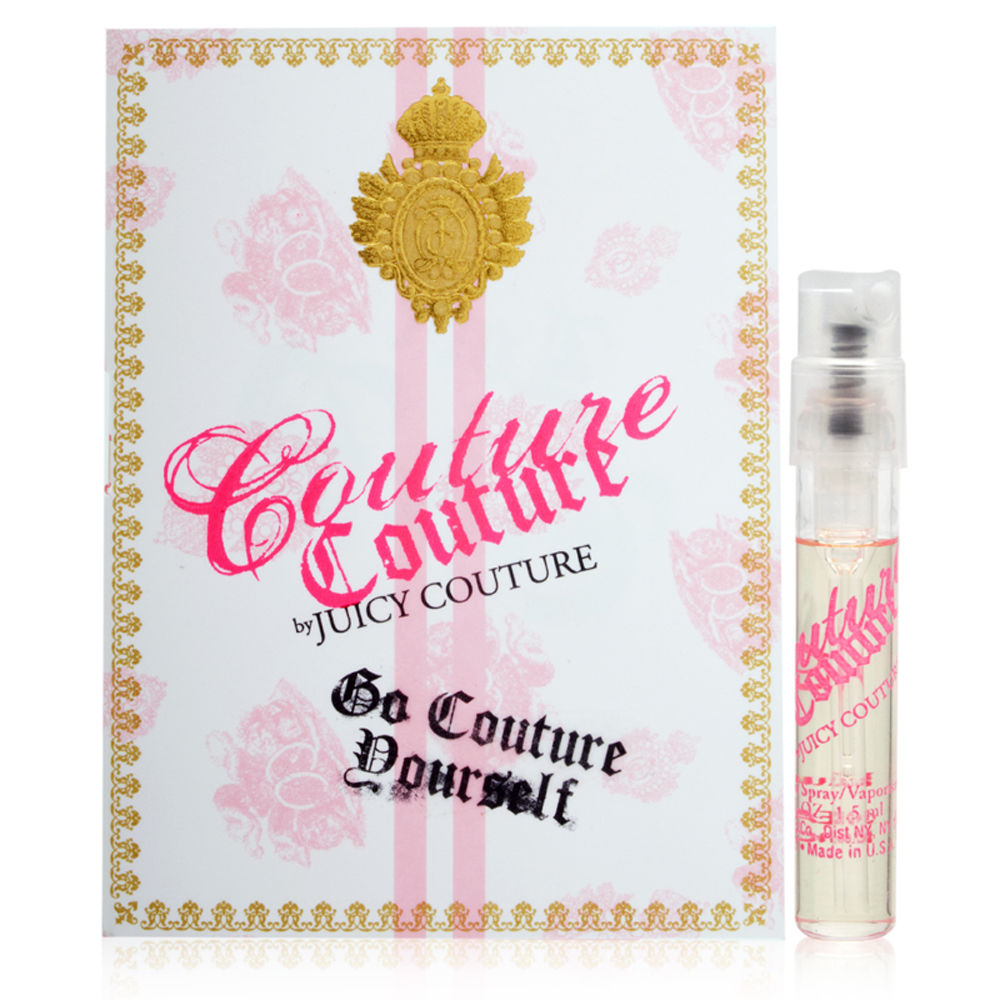 Couture Couture by Juicy Couture for Women 0.05oz EDP Spray