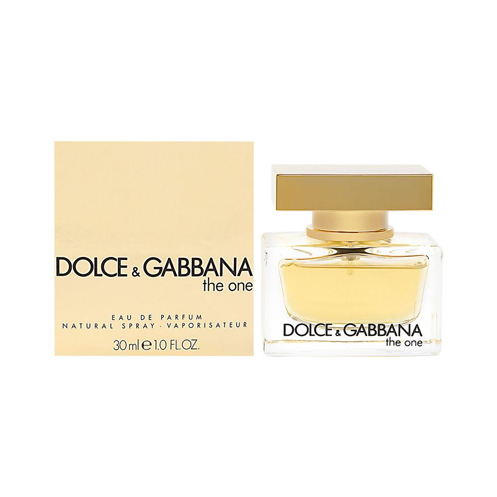 Proctor & Gamble Dolce & Gabbana The One for Women 1.0oz EDP Spray Shower Gel