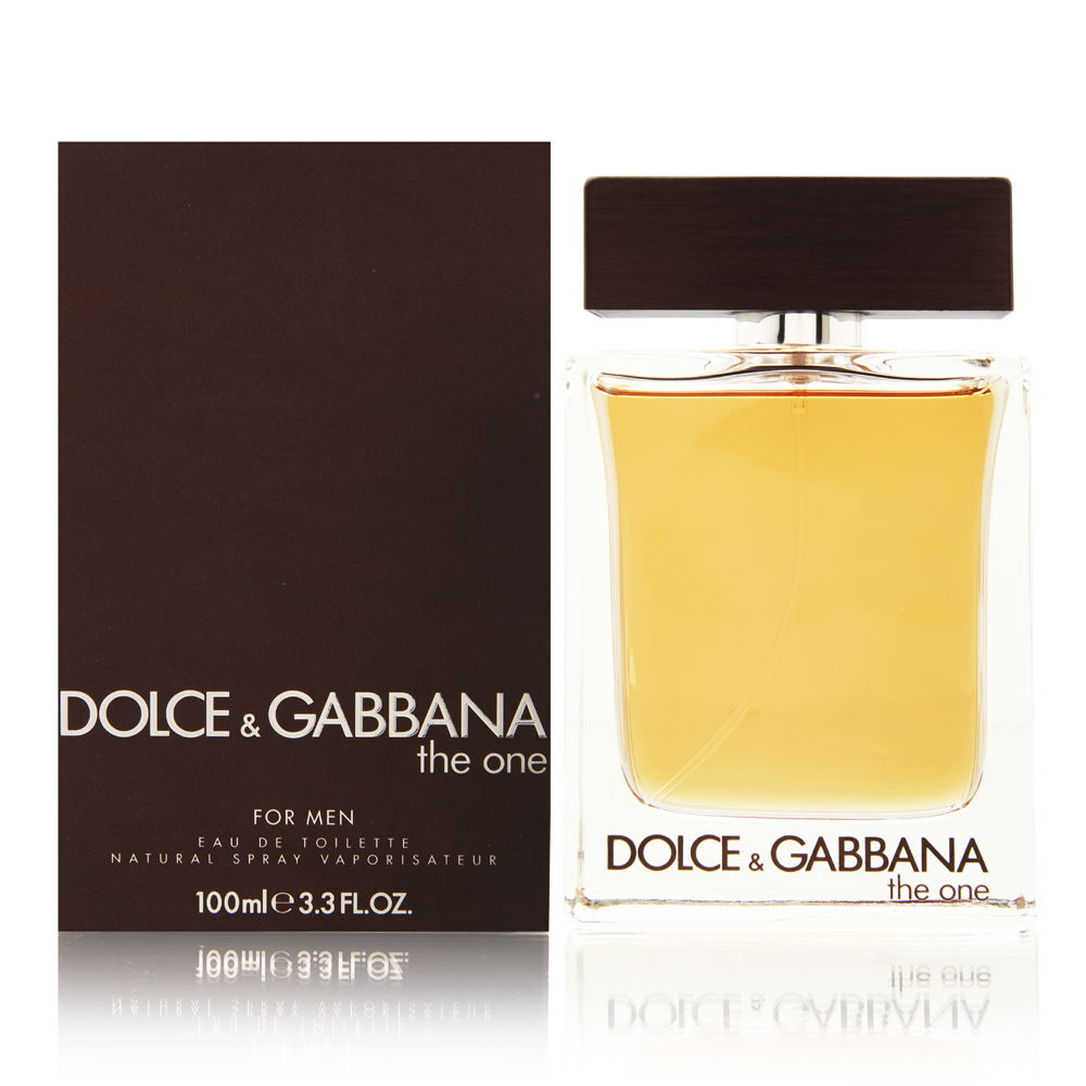 BPI Dolce & Gabbana The One for Men 3.3oz EDT Spray Shower Gel