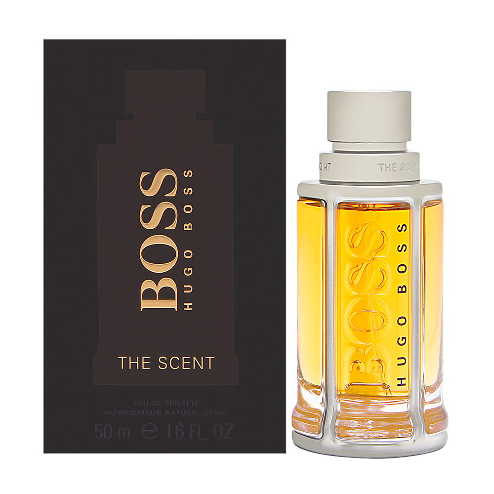 Boss The Scent by Hugo Boss for Men 1.6oz EDT Spray