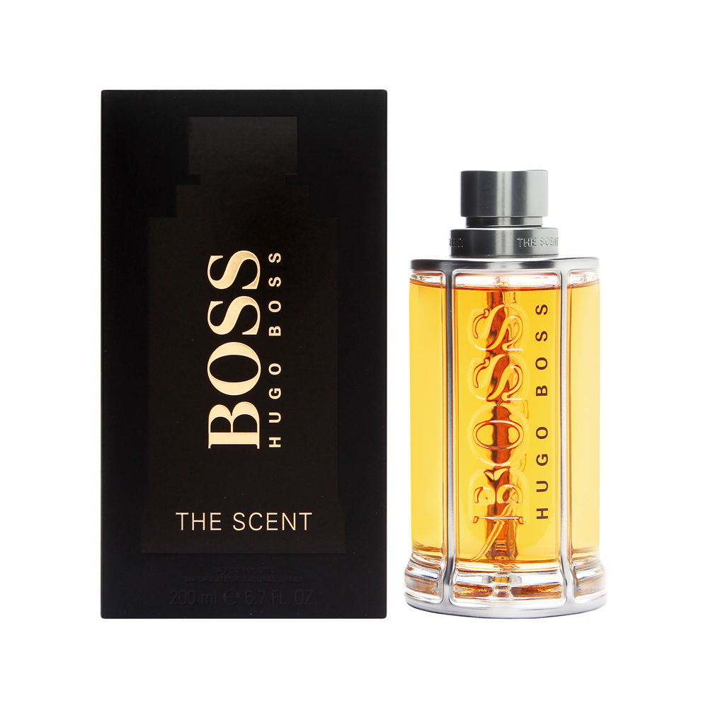 Boss The Scent by Hugo Boss for Men 6.7oz EDT Spray
