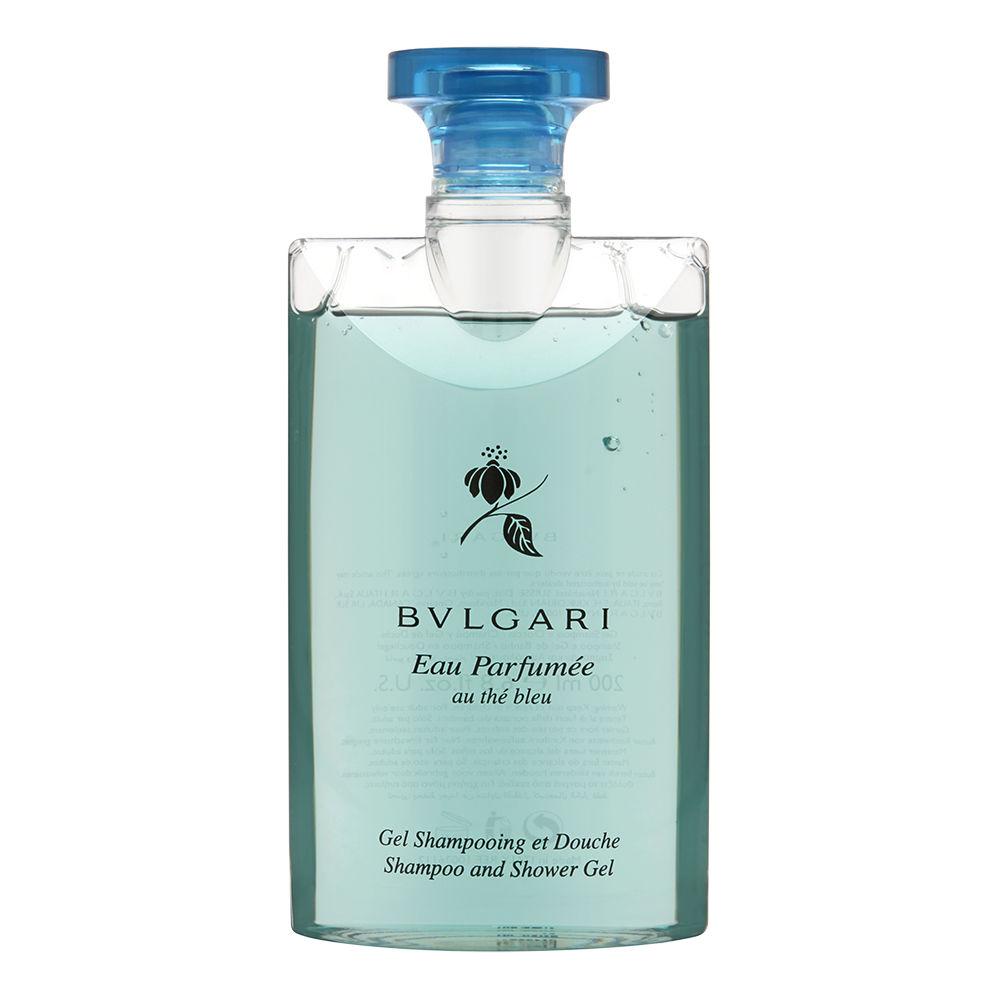 Bvlgari Eau Parfumee Au The Bleu by Bvlgari 6.8oz Cologne Body Wash Shower Gel