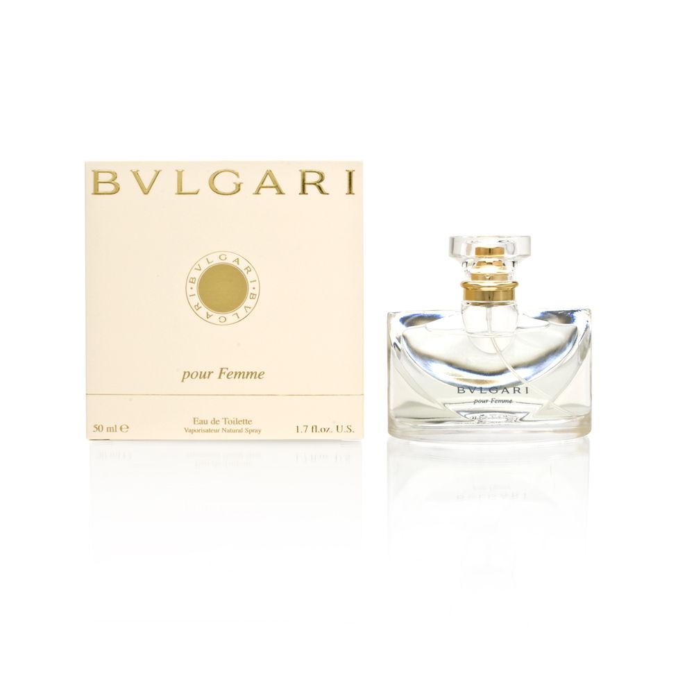 Bvlgari Pour Femme by Bvlgari 1.7oz EDT Spray
