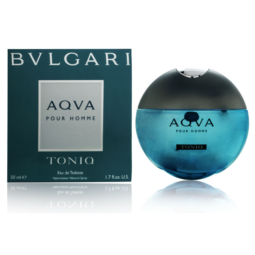 Bvlgari AQVA Pour Homme Toniq by Bvlgari 1.7oz EDT Spray