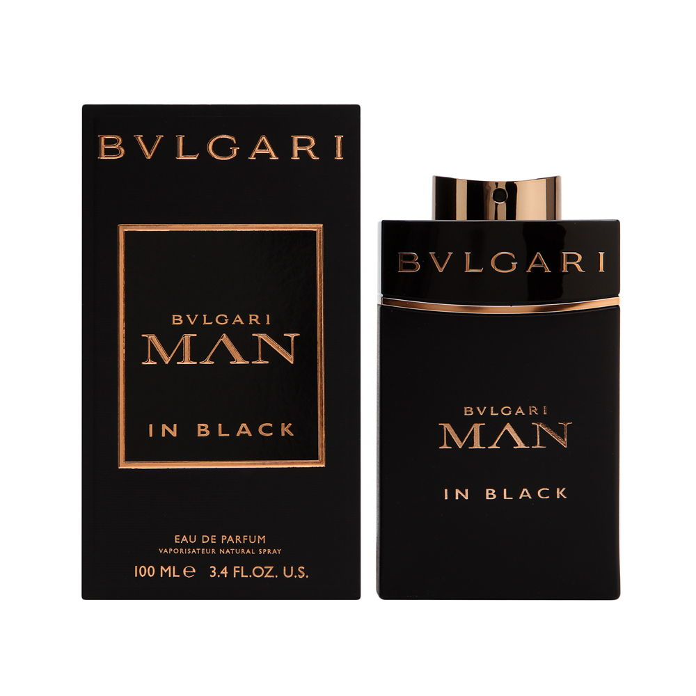 Bvlgari Man In Black  men 3.4oz EDP Spray
