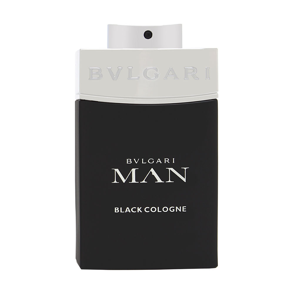 Bvlgari Man Black Cologne  men 3.4oz Cologne EDT Spray (Tester)