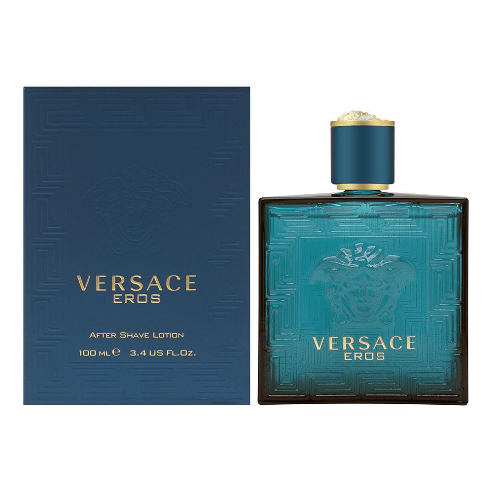 Versace Eros for Men 3.4oz Aftershave