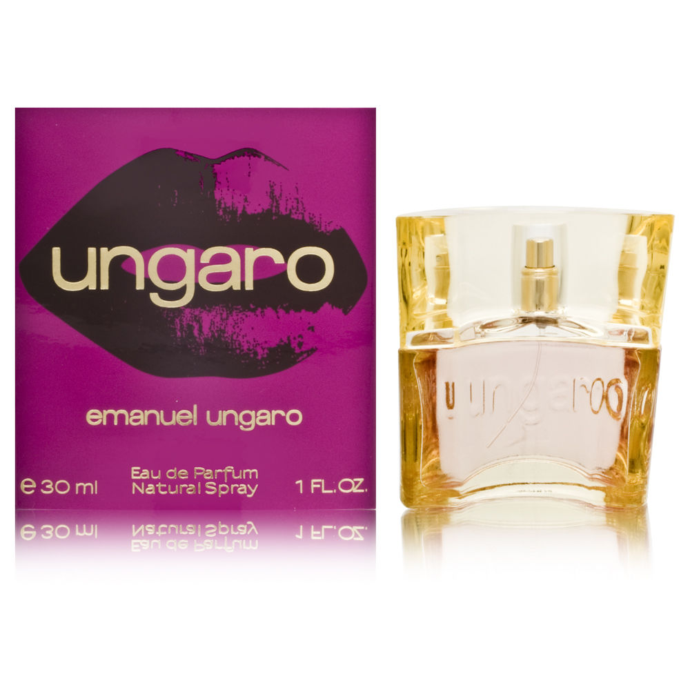 Ungaro by Emanuel Ungaro for Women 1.0oz EDP Spray Shower Gel