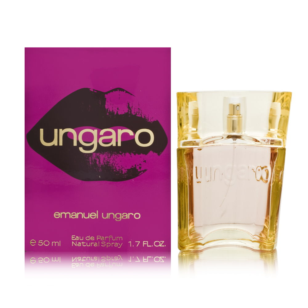 Ungaro by Emanuel Ungaro for Women 1.7oz EDP Spray Shower Gel