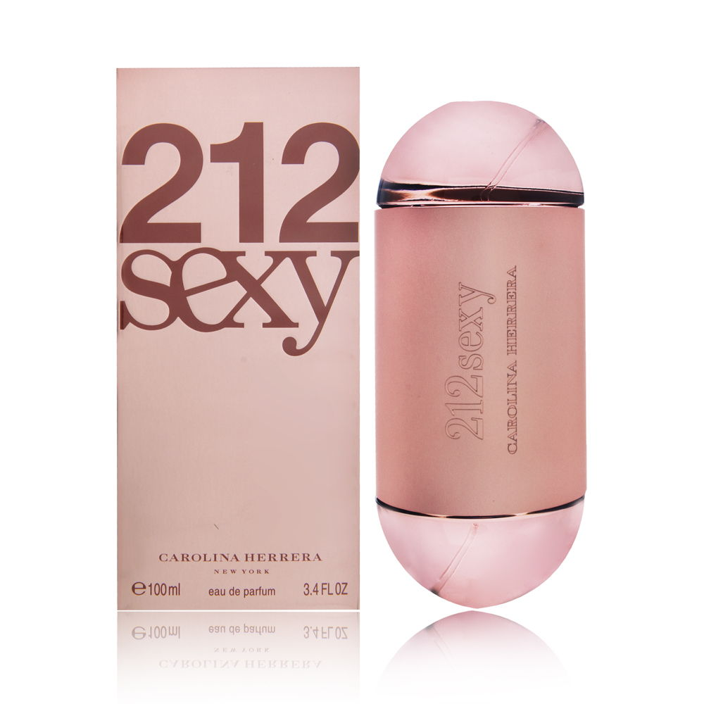 Puig 212 Sexy by Carolina Herrera for Women 3.4oz EDP Spray Shower Gel