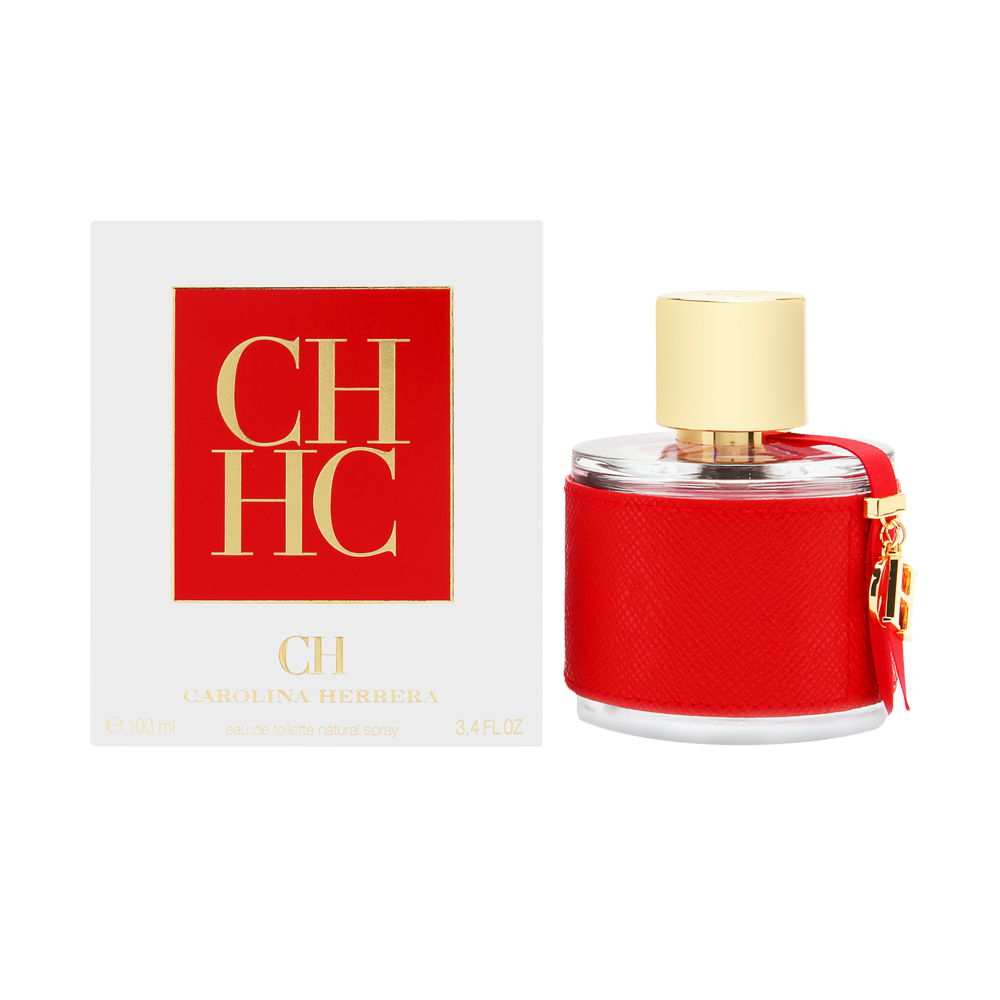 CH by Carolina Herrera for Women 3.4oz EDT Spray Shower Gel