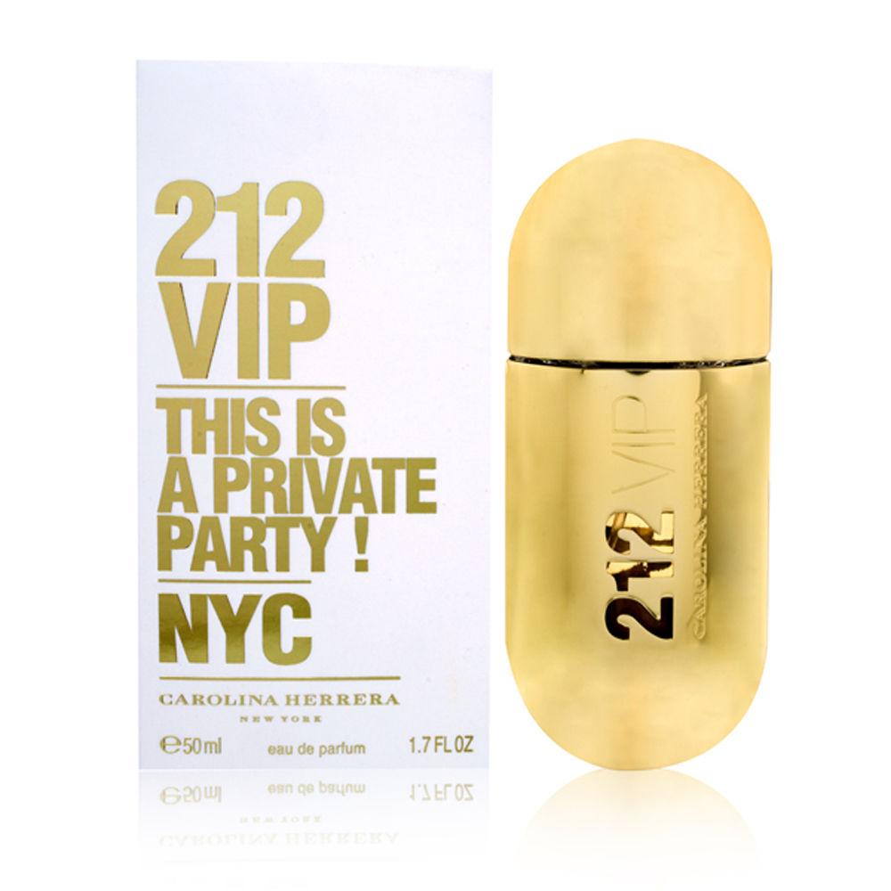 212 VIP by Carolina Herrera for Women 1.7oz EDP Spray