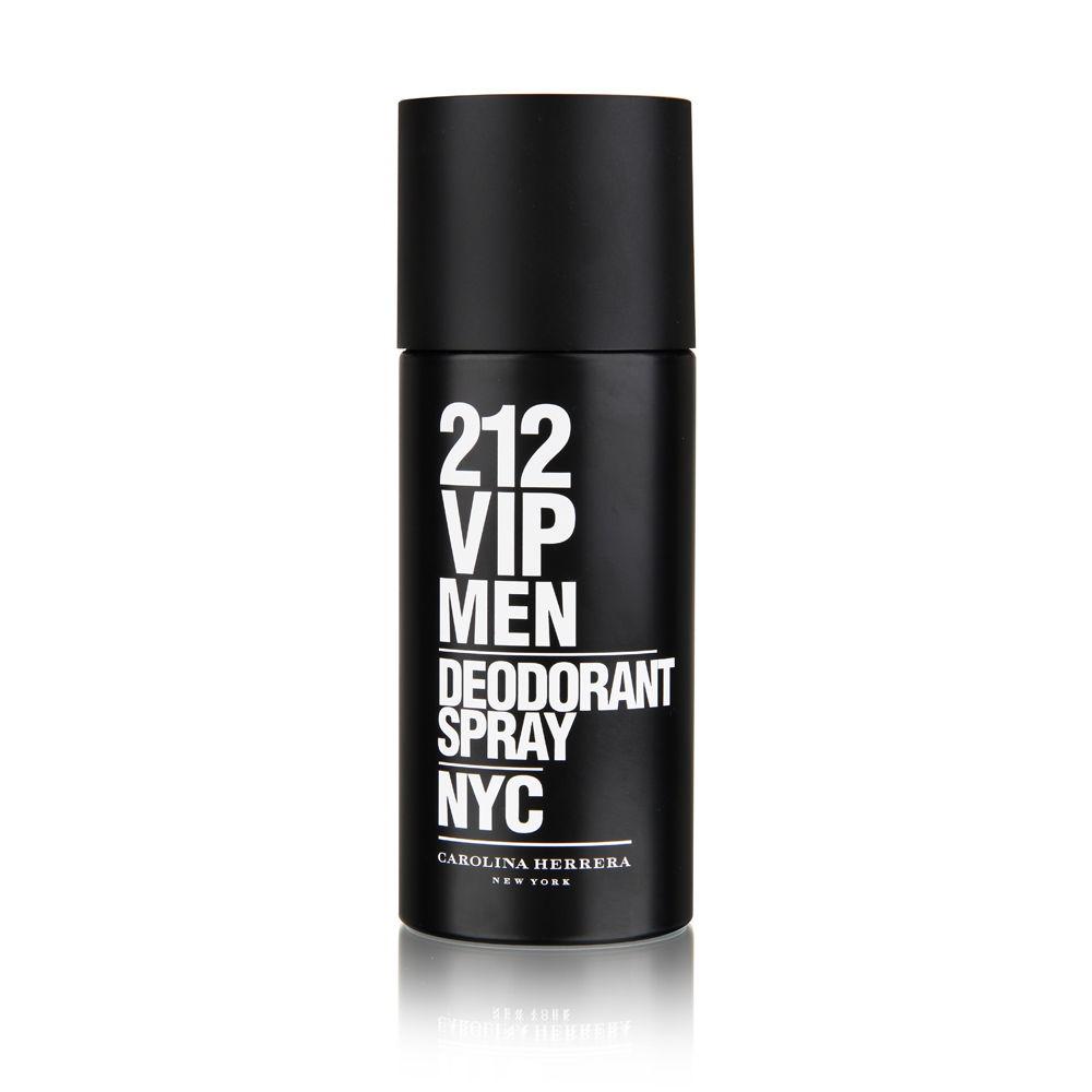Puig 212 VIP Men by Carolina Herrera 5.1oz Spray Deodorant Spray