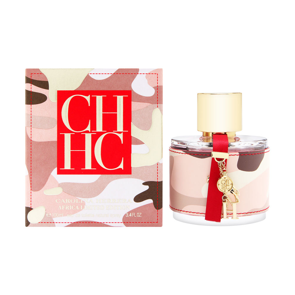 Puig CH by Carolina Herrera for Women 3.4oz EDT Spray Shower Gel