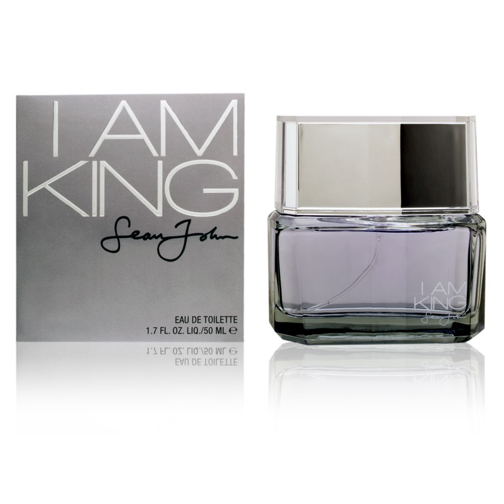 I Am King by Sean John Fragrances for Men 1.7oz EDT Spray Shower Gel