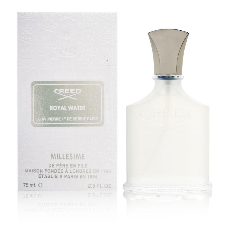 Creed Royal Water for Men 2.5oz EDP Spray Shower Gel