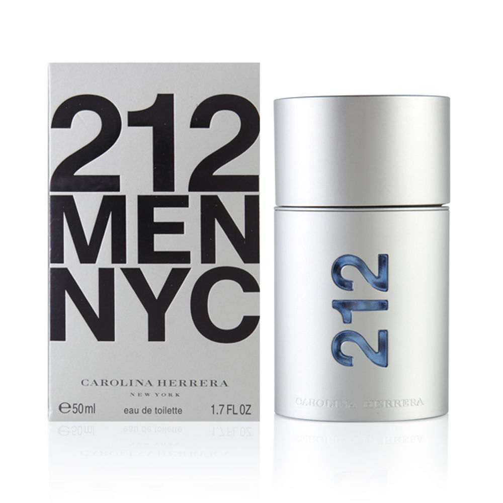 Puig 212 Men by Carolina Herrera 1.7oz EDT Spray Shower Gel