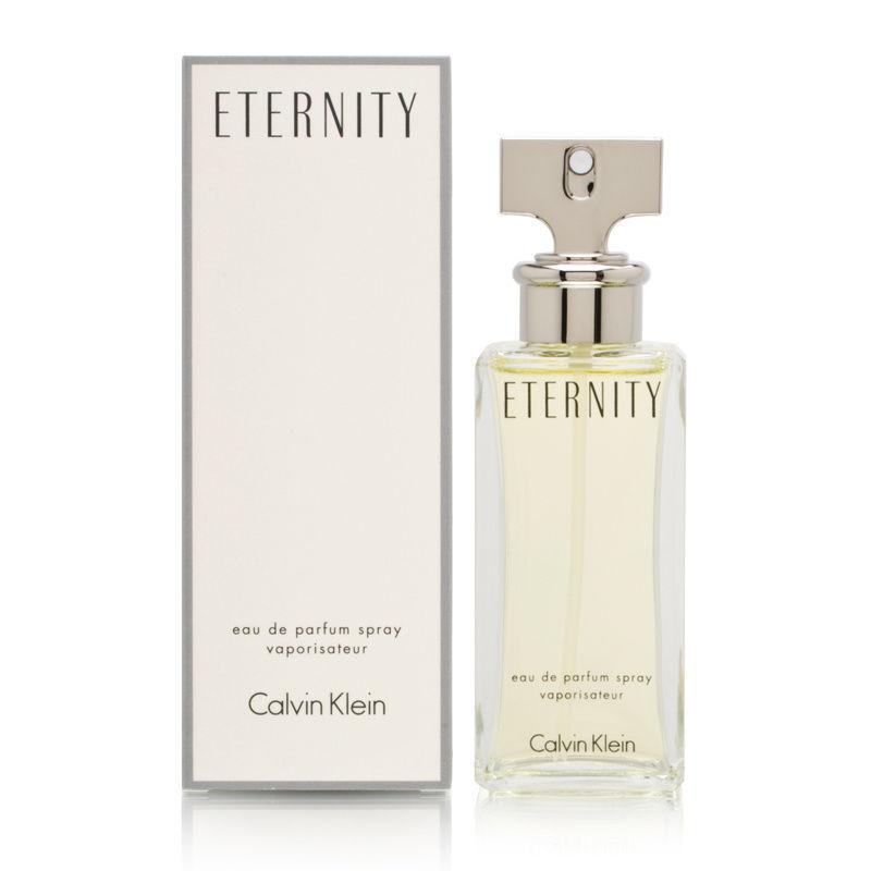 Eternity by Calvin Klein for Women 3.4oz EDP Spray Shower Gel